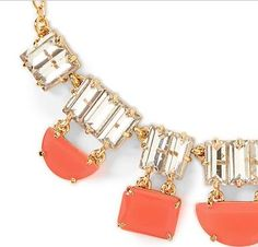Kate Spade tile necklace  http://rstyle.me/~2g1ig