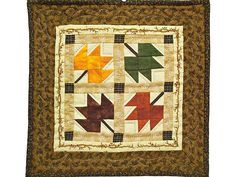 Autumn Fall Quilting Ideas   quilts