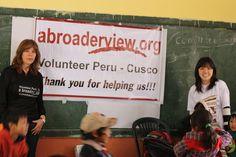 Volunteer Abroad Peru Cusco Xmas Party http://www.abroaderview.org by abroaderview.volunteers, via Flickr