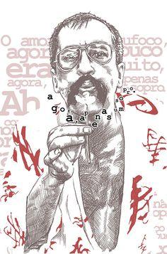 Ilustração Paulo Leminski