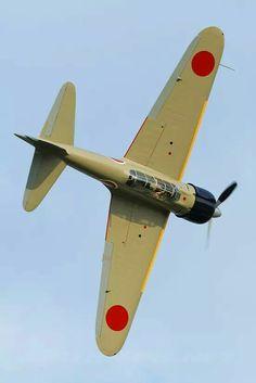 Zero vintage aircraft