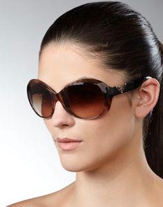 fe6150d660cd glasses for women - Google Search Prada Sunglasses, Cat Eye Sunglasses, Round  Sunglasses,