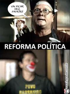 "CHARGE | ""Obrando""  @byguedex #charge @brasil"