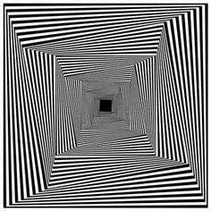 Optical illusions …