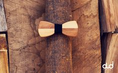 Chess Wooden Bow Tie