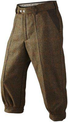 Harkila Torridon breeks - Tweed uitgevoerd - kleur Terragon brown