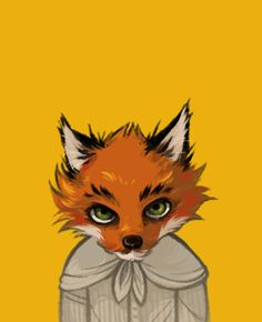 stewna:  ended up drawing ash from fantastic mr. fox (I may draw kristofferson later too)