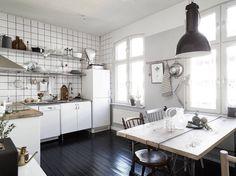 Post sobre decoración y tendencias de estilo nórdico, vintage e industrial.  Ideas en decoración y DIY.