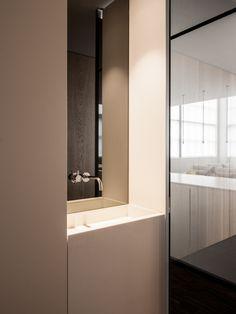 Interior loft Herzele - Projects - pascal francois - architects