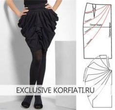 Skirt-with-kokilye