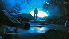 Mendenhall Ice Caves of Juneau in Alaska, United States | Home Exchange | Alaska, United States | 3 Beds - Alaskan Home ...