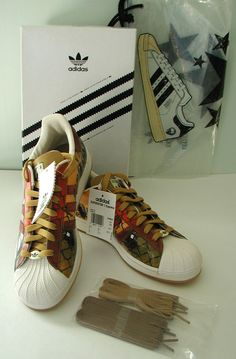 the best attitude f6dd4 17dff ... Accessories, Men s Shoes, Athletic   eBay. See more. ADIDAS 35TH LEE  QUINONES Graffiti Superstar Authentic NEW NIB In Box US 9 UK 8.5 in