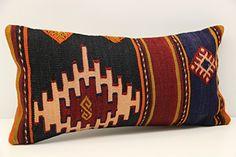 Novelty Pillow Lumbar kilim pillow cover 10x20 inch (25x5... https://www.amazon.com/dp/B07811BZB2/ref=cm_sw_r_pi_dp_x_MFVkAb5FAD9TH