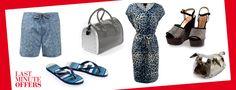 Last Minute Offers. #fashion #shopping #moda