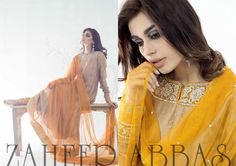 Eid Collection 2014 by Zaheer Abbas: New Eid Arrival