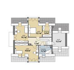 Antonio Bungalow Renovation, Malaga, Floor Plans, House Ideas, Projects, Floor Plan Drawing