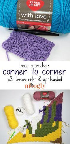 C2c Crochet, Tapestry Crochet, Crochet Stitches, Free Crochet, Crochet Patterns, Scarf Patterns, Crochet Videos, Hand Crochet, Knitting Patterns
