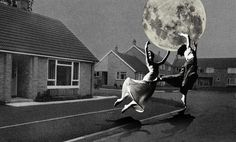 Moonlight dancer #collage