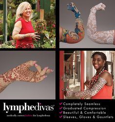 Compression Sleeves, Socks & Other Garments | Lymphedema Products