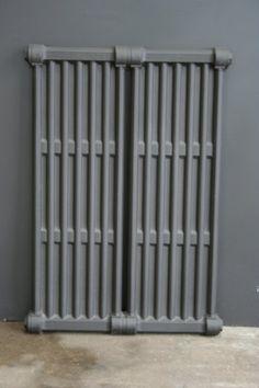 Radiateur fonte. Antiquités et Matériaux anciens | Frédéric MATT | Catalogue