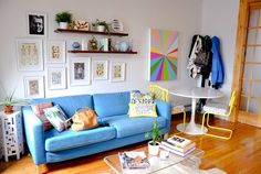 Small living space!