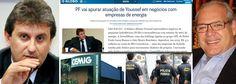 PF vai investigar Cemig (que o Globo protege) | Brasil 24/7
