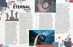 Magazine Spreads, Kaizen, Editorial, Dots, Good Things, Illustration, Life, Illustrations, Stitches