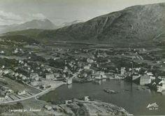 Møre og Romsdal fylke Sula kommune Langevåg pr. Ålesund. Utg Harstad 1950-tallet