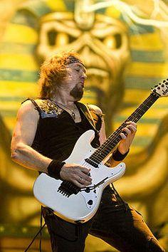 Adrian Smith: Iron Maiden
