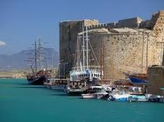 The 'old' harbour, Kyrenia, North Cyprus