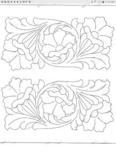 675 Best Leather Tooling Patterns Images Tooled Leather Leather