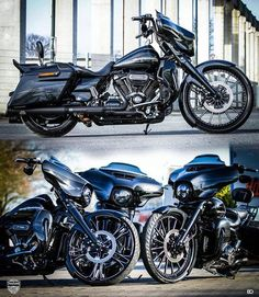 Harley-Davidson Tourer 2017 Street Glide Parts Special  The Year 2017 brought many innovations for the Harley-Davidson touring models. The Brand New Granite Black Milwaukee-eight 114 engine is the heart of the new street glide and provides with 102 HP and 165 NM of torque for stunning power.   #2017 #Glide #Harley-Davidson #Parts #special #Street #Tourer