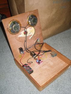 instructable for cbg amp