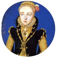 Levina Teerlinc (b. 1510/20-d. 1576). was a Flemish Renaissance miniaturist who served as a painter to the English court of Edward VI, Mary I and Elizabeth I.. She then served as the royal painter to Henry VIII, whose royal painter, Hans Holbein the Younger, had recently died.