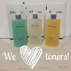 Elemis Toners: Balancing Lavender, Rehydrating Ginseng and Soothing Apricot