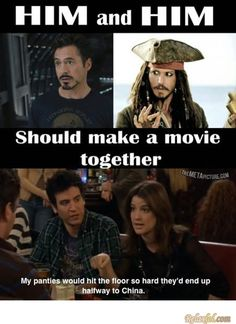 They should make this movie
