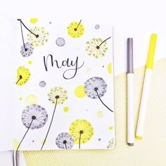Get the best bullet journal cover page ideas for summer! Learn how to spice up your monthly spreads with different bujo cover page designs Bullet Journal Month, Bullet Journal Cover Ideas, Bullet Journal Notebook, Bullet Journal Themes, Bullet Journal Inspo, Bullet Journal Layout, Journal Covers, Life Journal, Planer Cover