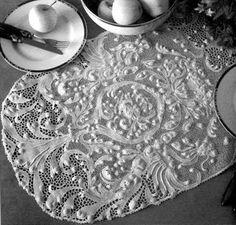 BOLSENA RICAMA - Orvieto Crochet