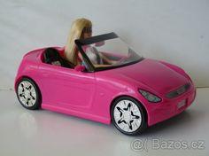 Auto s panenkou Barbie Mattel - 1