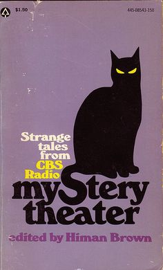 The hundreds of stories heard on the CBS Radio Mystery Theater were more full of suspense, chilling, mysterious, and thought-provoking than anything TV or the movies have ever produced.