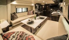 Meet CR-1 Carbon: The Million Dollar Luxury Trailer Tricked Out With Luxe Features & Designed by NASA Engineers
