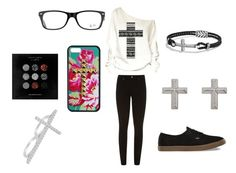 """""""LOVE JESUS"""" by hollinschanceo ❤ liked on Polyvore"""