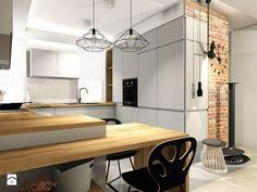 kuchnia Kosakowo - Kuchnia, styl industrialny - zdjęcie od MOCHO. studio Monika Machowska