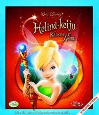 Helinä-keiju ja kadonnut aarre (Blu-ray + DVD) 14,95€