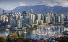 A bit of Vancouver.