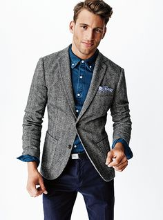 Gap presents a full look at its capsule collections with top American menswear designers.