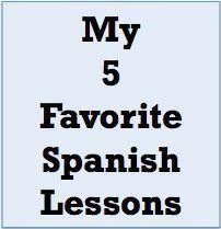 Yo tengo mi clase de español en las mañana a las 1pm. Nosotros aprendo sobre diferente español terma.