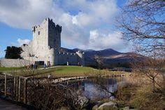 Itinéraire pour un tour de 5 jours à l'ouest de l'Irlande, avec 2 enfants. Idées de visites, circuit, budget pour préparer votre voyage
