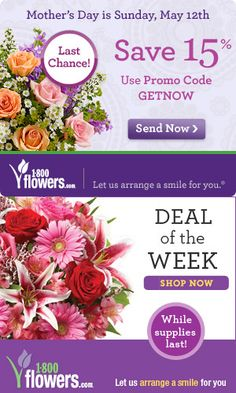 1800flowers customer service email