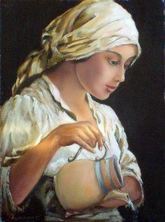 Fedosenko Roman, 1970 ~ Figurative / Impressionist painter   Tutt'Art@   Pittura * Scultura * Poesia * Musica  